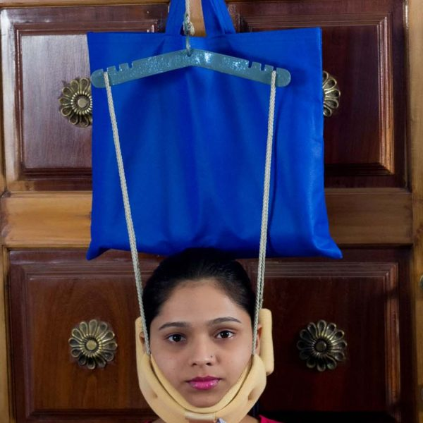 Cervical traction